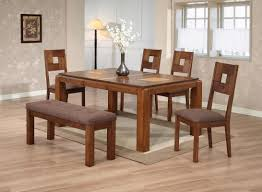 awesome design counter height dining table as glass dining 6pc dining room set with bench solid hardwood floor vintage wallpaper wooden maple dining table brown