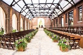 outdoor wedding venues chicago sculpture garden gallery venue logic event planning and venue