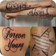 tattoo lettering android apps on google play