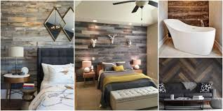Wood Walls In Bedroom 18 Creative Ways To Use Wood For Home Walls Upgrade