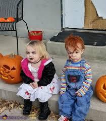 Chucky Halloween Costume Kids Diy Funny Halloween Costume Ideas