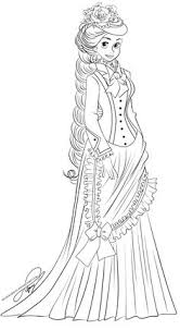 princess anastasia beloved coloring pages