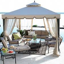 jcpenney cindy crawford gazebo party tent gazebos tent party