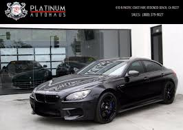 bmw dealership used cars 2014 bmw m6 gran coupe stock 5581 for sale near redondo
