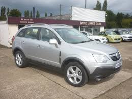 opel antara 2007 used vauxhall antara s for sale motors co uk