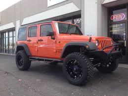 jeep orange jeep gallery