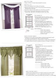 How To Measure Windows For Curtains style guides window u0026 curtain measuring guide brylanehome