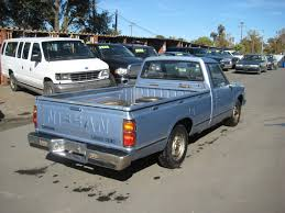 blue nissan truck 1984 nissan hardbody pickup for sale stk r8308 autogator