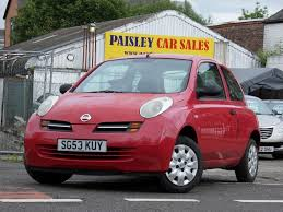 nissan micra for sale gumtree 53 reg nissan micra e 1 0cc 3 door in southside glasgow