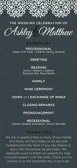 vista print wedding programs let s talk programs are you doing them pics or inspiration