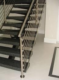 stainless steel stair railing bearing net ideas