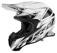white motocross helmet airoh terminator 2 1 motocross helmet white xs 53 54 cheap