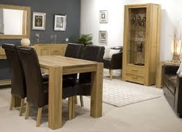 Solid Oak Dining Room Sets Kitchen Amazing Oak Dining Room Tables Table And Chairs Plan