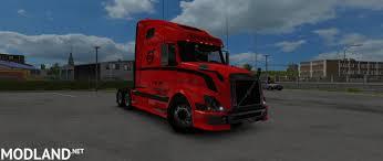 volvo 880 truck volvo vnl 670 v1 2 1 25 1 26 mod for ets 2