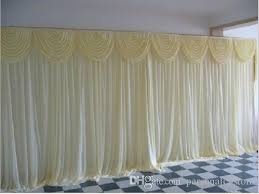 wedding backdrop online cheap sale 3m 3m 3m 6m 4m 6m wedding backdrop swag party curtain