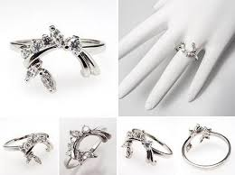 what are wraps wedding ring wraps and enhancers wedding rings wedding ideas and
