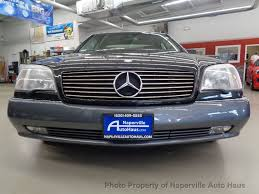 1993 mercedes benz 500 sec coupe for sale in naperville il