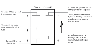 wiring lighted switches jeep wrangler forum