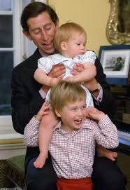 What Is Kensington Palace Prince William Charles And George In Father U0027s Day Post Daily