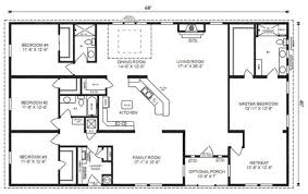4 bedroom 1 house plans simple one 4 bedroom house plans nrtradiant com