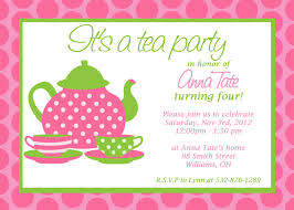 kitchen tea party invitation ideas clipart tea party invitation