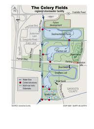 Sawgrass Map Celery Fields A Big Draw For Birds And Birders Extra