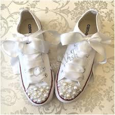 wedding shoes converse pearl converse bridal converse wedding converse