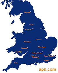 Leicester England Map by Rugby World Cup 2015 Travel And Venue Guide Latest Travel News