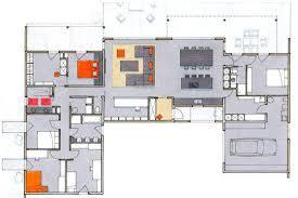 plan maison contemporaine plain pied 4 chambres plan maison plain pied 4 chambres avec suite parentale free plan de