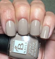 my nail polish obsession barielle protect plus color with prosina