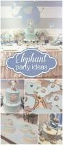 Baby Shower Centerpieces Boy by Best 25 Elephant Baby Showers Ideas On Pinterest Baby Shower