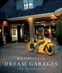 motorcycle dream garages octane press