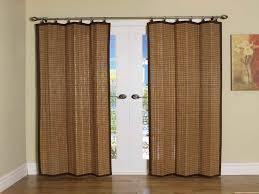 Curtains For Doors Endearing Design Ideas For Door Curtain Panel Sliding Door