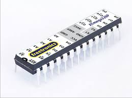 atmega328p mcu with arduino uno bootloader freetronics