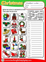 christmas time fun teach english step by step