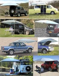 4 Wheel Drive Awnings Ezy Awning Interesting Awning For Car Van Maybe Even A Truck
