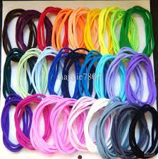 elastic headbands multi color baby stretch headband hairband elastic
