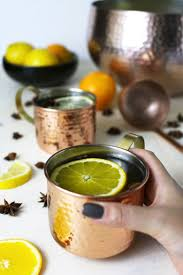 ginger citrus punch recipe perfect for parties and holidays