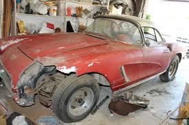corvette project 1962 corvette or nightmare