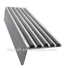 vinyl step treads heavy duty aluminium stair nosing ss stair