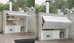 idee amenagement cuisine exterieure amenager une cuisine exterieure affordable carrelage terrasse