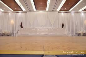 wedding backdrop vancouver wedding decor vancouver room draping centerpiece flower