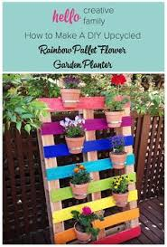 diy modern wooden pallet fences pallets planters and modern