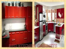 red kitchen cabinets for sale red kitchen cabinets fine kitchen cabinets red 5 red kitchen