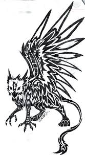 griffin vector illustrations u0026 vectors u0026 typeface pinterest