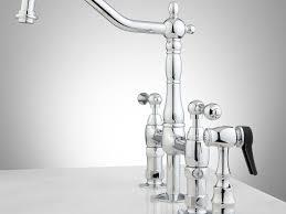 Moen Kitchen Faucet Parts Kitchen Faucet Excellent Moen Tbn Eva Two Handle High Arc