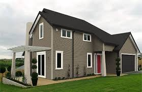 exterior house colour schemes created by resene ezypaint virtual