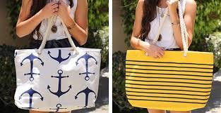 nautical tote nautical tote for 15 99