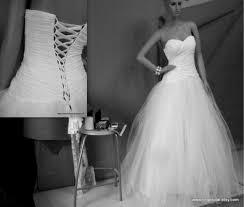 jess dress dropped waist sweetheart chiffon tulle wedding gown