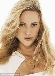 car commercial girl short blond hair meet aimee mullins the model actress and olympic athlete who